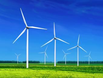 meadow-with-Wind-turbine